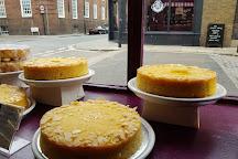 Konditor & Cook Cake School, London, United Kingdom