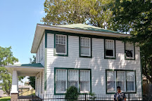 President William Jefferson Clinton Birthplace Home, Hope, United States