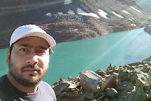 Suraj Tal, Keylong, India