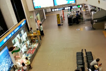 Toyama Airport Lookout Deck, Toyama, Japan