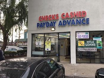 CCS Title Loans - LoanMart Baldwin Hills Payday Loans Picture