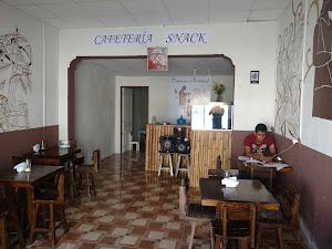 Cafeteria Snack Esencia Natural 0