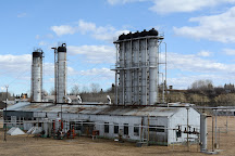 Turner Valley Gas Plant, Turner Valley, Canada