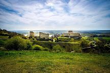 Chateau Gaillard, Normandy, France