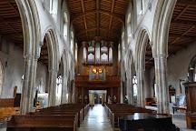 St. Giles Cripplegate, London, United Kingdom