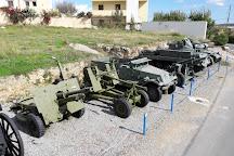 Chromonastiri Military Museum, Chromonastiri, Greece