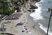 Papagayo Beach, Nerja, Spain
