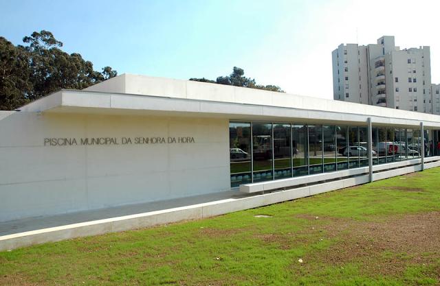 Municipal Pool Senhora da Hora