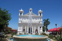Parque Central Suchitoto, Suchitoto, El Salvador
