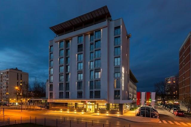 M hotel Ljubljana