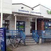 Train Station  Vainikkala
