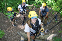 Long Hollow Canopy Tours, Galena, United States