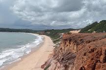 Falesias de Cacimbinhas, Tibau do Sul, Brazil