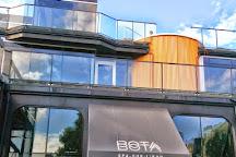 Bota Bota, spa-sur-l'eau, Montreal, Canada