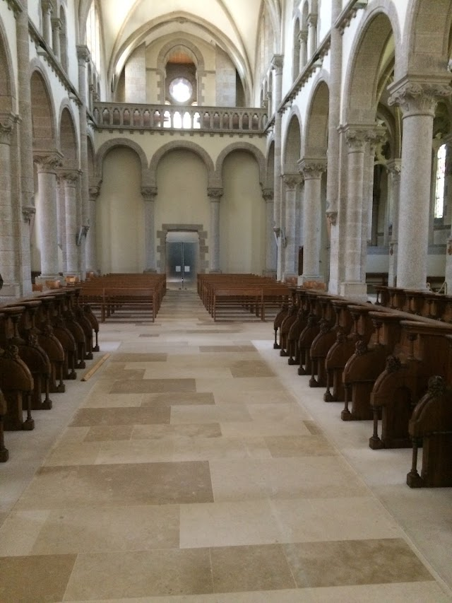 Abbaye Notre-Dame-de-Timadeuc