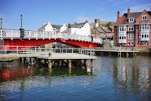 Swing Bridge, Whitby, United Kingdom