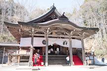 Togakushi Shrine Chusha, Nagano, Japan