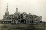 Храм Святого Иоанна Предтечи, улица Ленина на фото Красноярска