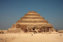 Step Pyramid of Djoser, Saqqara, Egypt