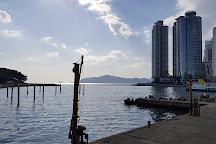 Dongbaekseom Island, Busan, South Korea