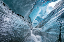 Worthington Glacier, Valdez, United States