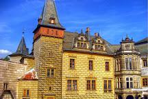 Frydlant Castle, Frydlant v Cechach, Czech Republic
