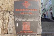 Igreja de Sao Tiago, Coimbra, Portugal