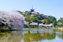 Sankeien Gardens, Yokohama, Japan