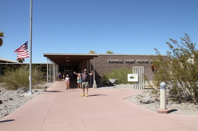 Furnace creek campground, DEATH VALLEY, CA 92328