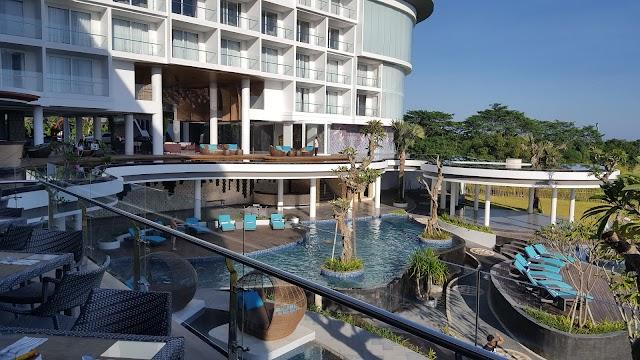 New Kuta Golf Ocean Villa