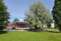 Linneparken, Vaxjo, Sweden