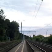 Железнодорожная станция  Torun Kluczyki
