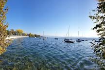 Strandbad Tiefenbrunnen, Zurich, Switzerland