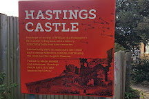 Hastings Castle, Hastings, United Kingdom