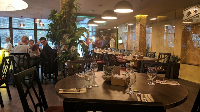 Myslyvets Grill-Restaurant