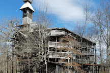 The Minister's Tree House, Crossville, United States