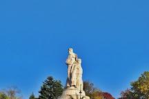 ''Primorski'' park, Varna, Bulgaria