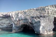 Grotta Tre Porte, Santa Maria di Leuca, Italy