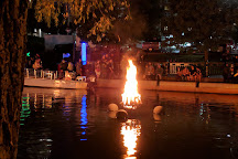 WaterFire, Providence, United States