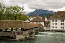 Spreuer Bridge, Lucerne, Switzerland