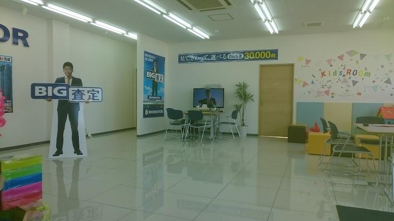 ビッグモーター 名古屋南陽店