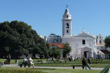 Basilica de Nuestra Senora Del Pilar, Buenos Aires, Argentina
