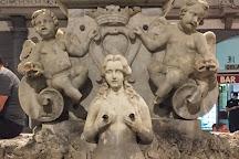Fontana sant'Andrea, Amalfi, Italy