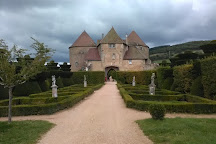 Chateau De Germolles, Mellecey, France