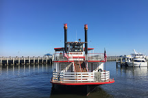 Betsy Ann Riverboat, Biloxi, United States