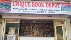 Unique Book Depot gwalior