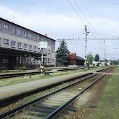 Железнодорожная станция  Chlumec nad Cidlinou