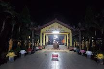 Maha Vihara Mojopahit, Mojokerto, Indonesia