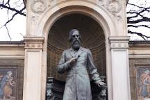 Denkmal Albrecht von Graefe, Berlin, Germany