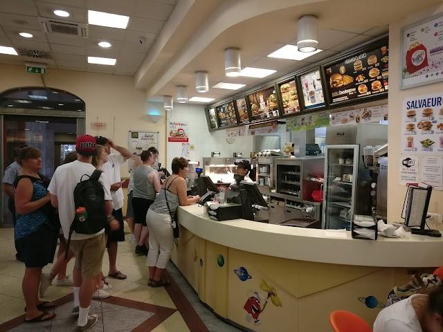 McDonald's Stazione